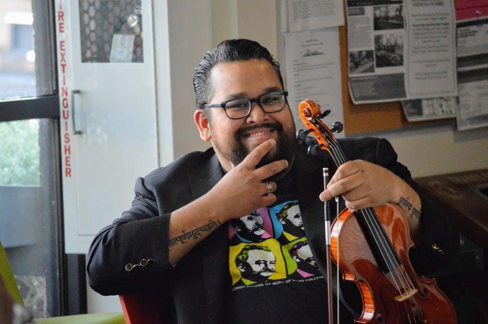 Vijay Gupta - Violinist at Noho Senior Villas.
