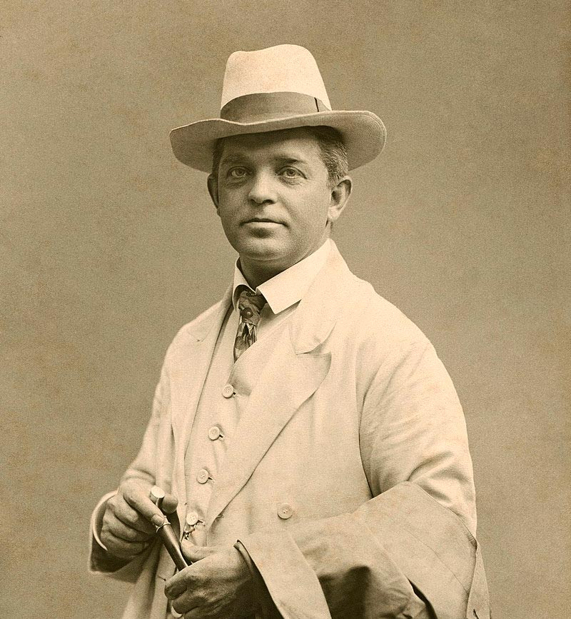 Danish composer Carl Nielsen