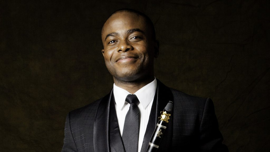 Anthony McGill clarinet