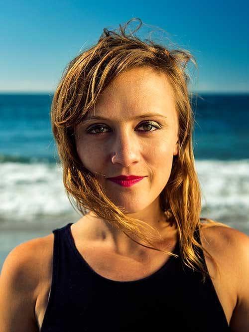 Composer Ellen Reid