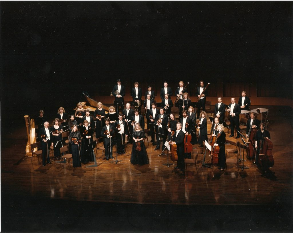 Iona Brown and Orchestra