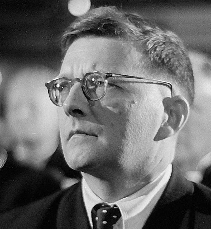 Dmitri Schostakovich