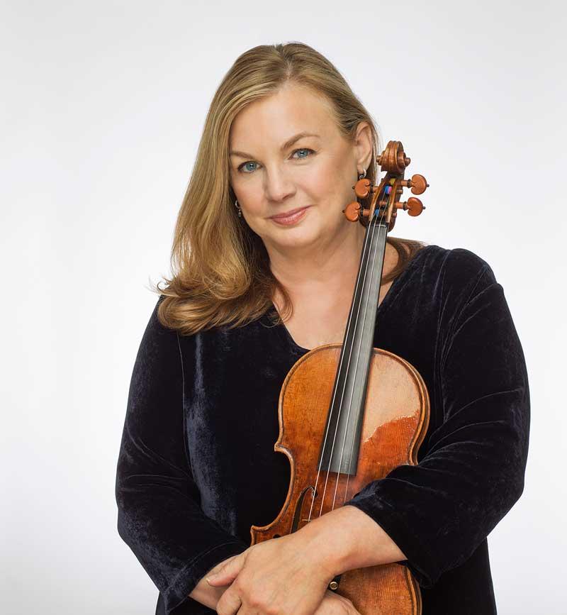 Concertmaster Margaret Batjer