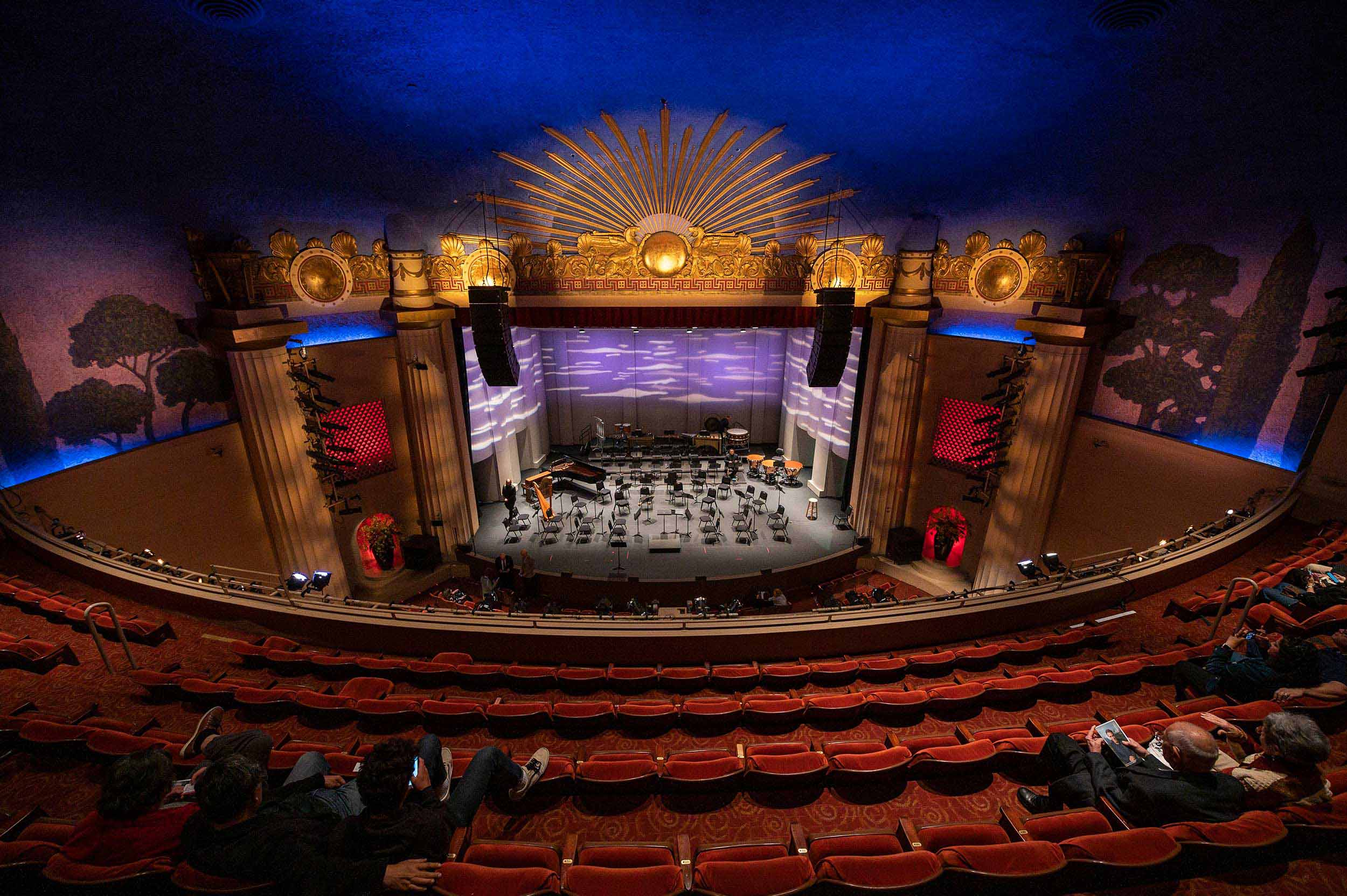Venues | Los Angeles Chamber Orchestra