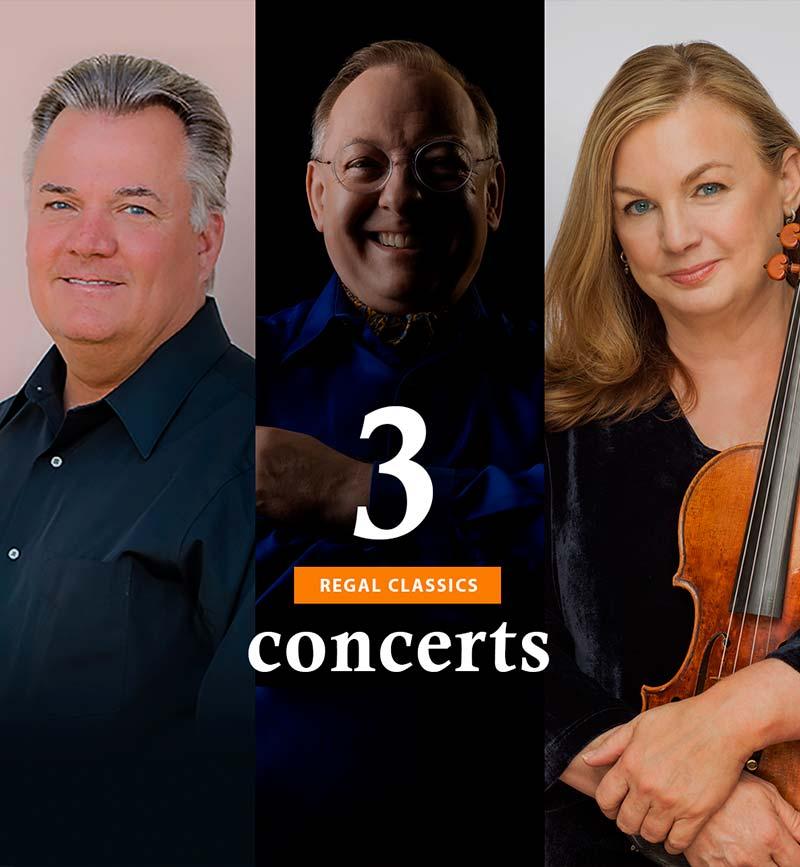 Regal Classics: Bach to Basics