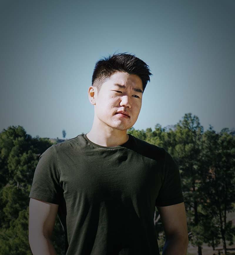 composer Peter S. Shin